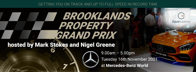 Brooklands Property Grand Prix